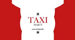 Taxi Marty Logo